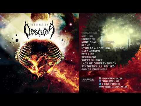 OBSCURA - 'Retribution' (Full Album Stream)