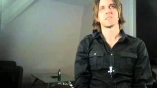 Barren Earth - Olli-Pekka Laine discusses recording The Devil's Resolve
