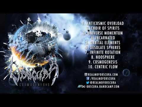 OBSCURA - 'Cosmogenesis' (Full Album Stream)