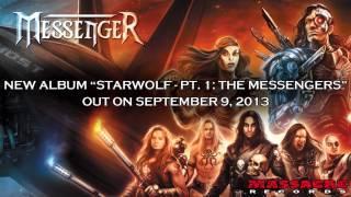 MESSENGER Salvation Pre-Listening ( Heavy Metal ) -Featuring Primal Fear 's Ralf Scheepers