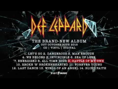 Def Leppard - The New Album - Official Album Pre-listening