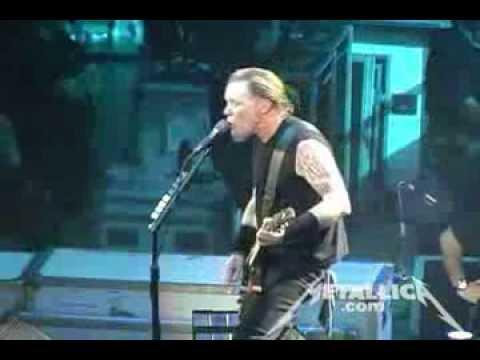 Metallica: Nothing Else Matters (MetOnTour - Little Rock, AR - 2008)