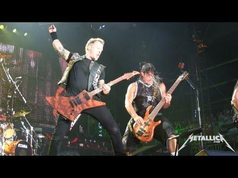 Metallica: Carpe Diem Baby & The Day That Never Comes (MetOnTour - Orion Music + More - 2013)