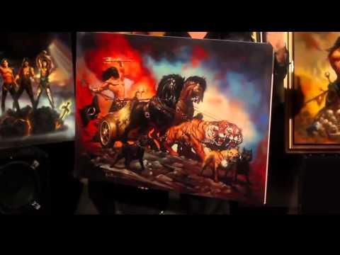 MANOWAR -Giclee Prints - Extended Trailer