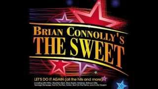 BRIAN CONNOLLY's THE SWEET -Let's Go (AUDIO-ONLY!) (Label:  Collectors Dream Records)