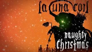 LACUNA COIL - Naughty Christmas (Lyric Video)