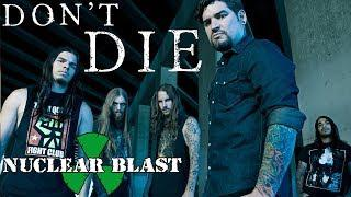 SUICIDE SILENCE - Don't Die (OFFICIAL LYRIC VIDEO)
