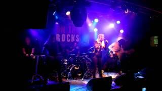 SHEAR - Wounded @ On The Rocks, Helsinki 19.01.2012 (live)