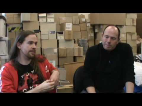 Philly From Gama Bomb And Digby From Earache Records Discuss FREE Album - Part 2