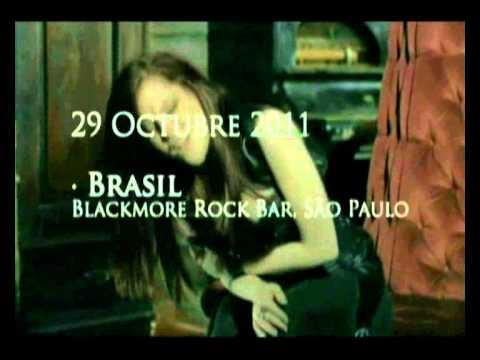 SIRENIA - Morten Announcing South America Tour 2011