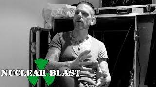 RICKY WARWICK - Singing other people's lyrics (OFFICIAL INTERVIEW)