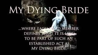 My Dying Bride - Trailer for the 'A Map of All Our Failures' documentary