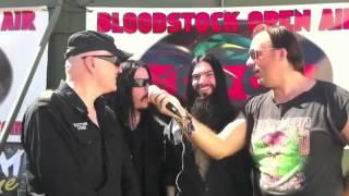 Eastern Front Interviewed at Bloodstock 2012