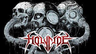 HOLYCIDE - Apocalypse Riders (Official Lyric Video) [2015]