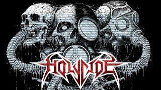 HOLYCIDE - Apocalypse Riders (Official Lyric Video) [2015]
