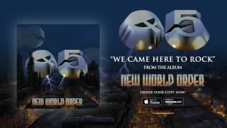 """Q5 - """"We Came Here To Rock"""" (Official Audio)"""