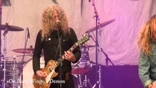 THE ORDER OF ISRAFEL - DVD Teaser (Live At Sweden Rock Festival 2015) | Napalm Records