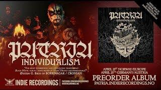 PATRIA - Blood Storm Prophecy (Official)