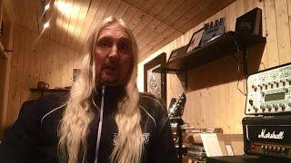 "HAMMERFALL - ""Built To Last"" Track-By-Track with Snippets (Part 1) 