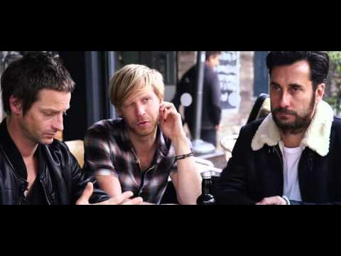 The Temperance Movement - Behind The Scenes Of White Bear (Part 1)