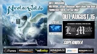 Nicolas Waldo - Master of the Universe album trailer