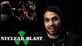 SUICIDE SILENCE - Alex Lopez's Favorite Nuclear Blast Band Videos (INTERVIEW)