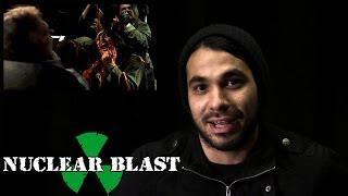 SUICIDE SILENCE - Alex Lopez's Favorite Nuclear Blast Band Videos (INTERVIEW)