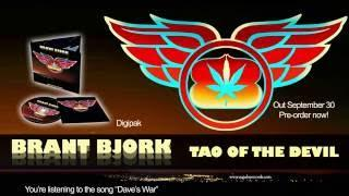 BRANT BJORK - Dave's War (Audio) | Napalm Records