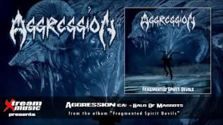 AGGRESSION (ca) - Halo of Maggots [2016]