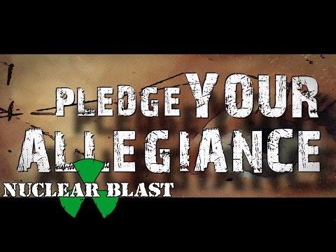 METAL ALLEGIANCE - Pledge Of Allegiance (OFFICIAL TRACK & LYRICS)