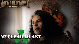 "METAL ALLEGIANCE - Alex Skolnick talks about the ""Fallen Heroes"" EP (OFFICIAL TRAILER)"