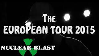 CROBOT - On Tour In Europe (OFFICIAL TOUR TRAILER)