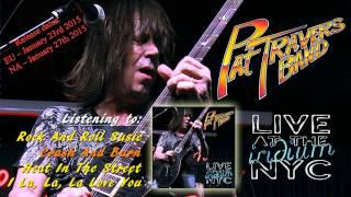 Pat Travers Band - Live At The Iridium NY Trailer (Official / 2015)