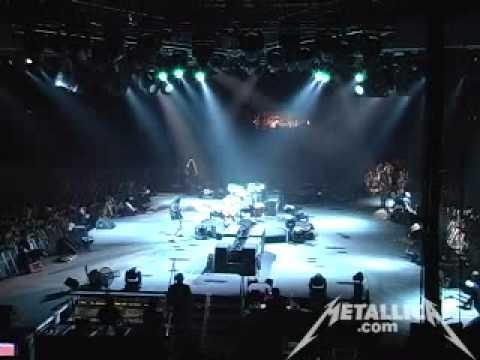 Metallica: The End Of The Line (MetOnTour - Albuquerque, NM - 2008)