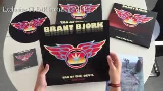BRANT BJORK - Unboxing Tao Of The Devil (Fanbox) | Napalm Records