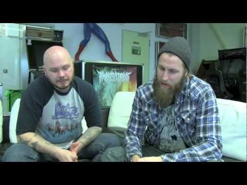 SOILWORK - The Living Infinite (OFFICIAL TRACK BY TRACK PT 1)