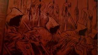 """HOODED MENACE - """"Crumbling Insanity"""" (Official Music Video)"""