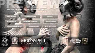 PREVIEW - MOONSPELL - Alpha Noir | Napalm Records