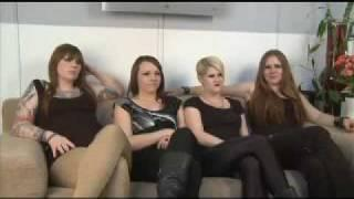 an introduction to the band KITTIE !
