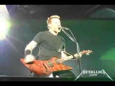 Metallica: No Leaf Clover (MetOnTour - Newcastle, England - 2009)