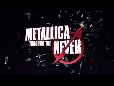 Metallica Through The Never - Official Teaser Trailer [HD]