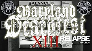 Maryland Deathfest 13 Trailer
