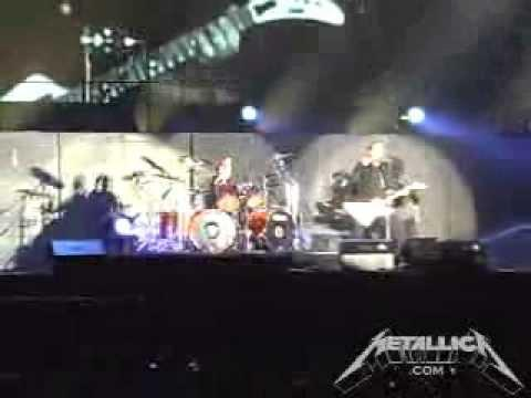 Metallica: Wherever I May Roam (MetOnTour - Sofia, Bulgaria - 2008)