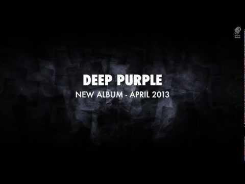 Deep Purple New Album 2013