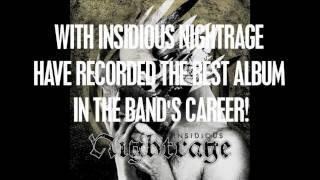 NIGHTRAGE - Hate Turns Black teaser