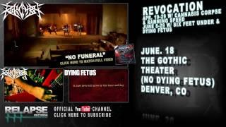 Revocation - 2012 North American Tour Teaser