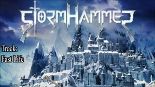 STORMHAMMER - Echoes Of A Lost Paradise Full Album