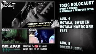TOXIC HOLOCAUST U.S.&European Tour Teaser