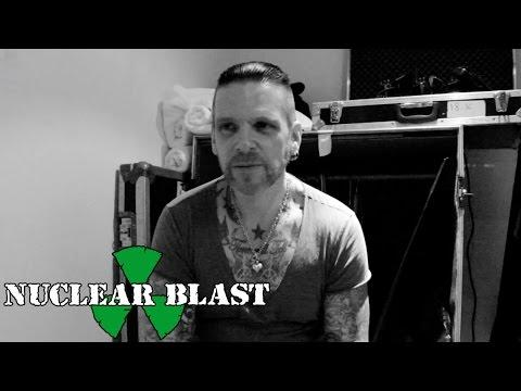 RICKY WARWICK - Writing The Albums And Working With Sam Robinson (OFFICIAL INTERVIEW)