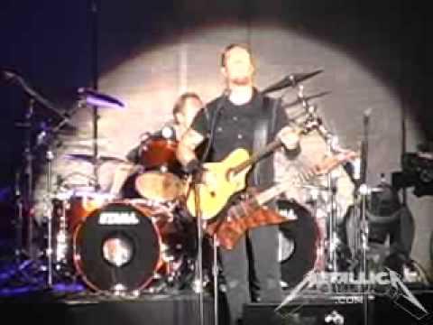 Metallica: The Unforgiven (MetOnTour - Hasselt, Belgium - 2008)